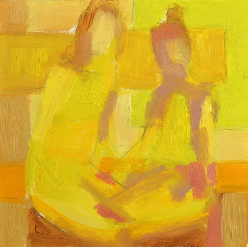 Semplice_StudyYellowPainting